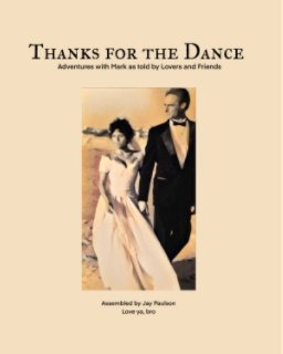 Thanks for the Dance book cover