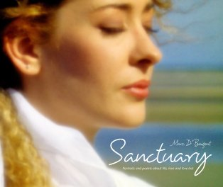 Sanctuary Photobook book cover