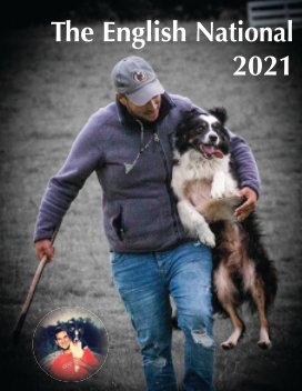 The English National 2021 book cover