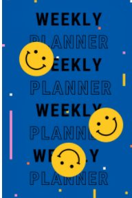 Weekly Planner book cover