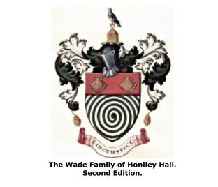 The Wade Family of Honiley Hall. book cover
