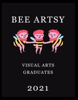 Grade12 Visual Arts RAP Grad Book 2021 book cover