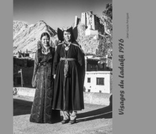 Visages du Ladakh 1976 book cover