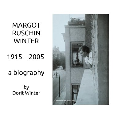 Margot Winter book cover