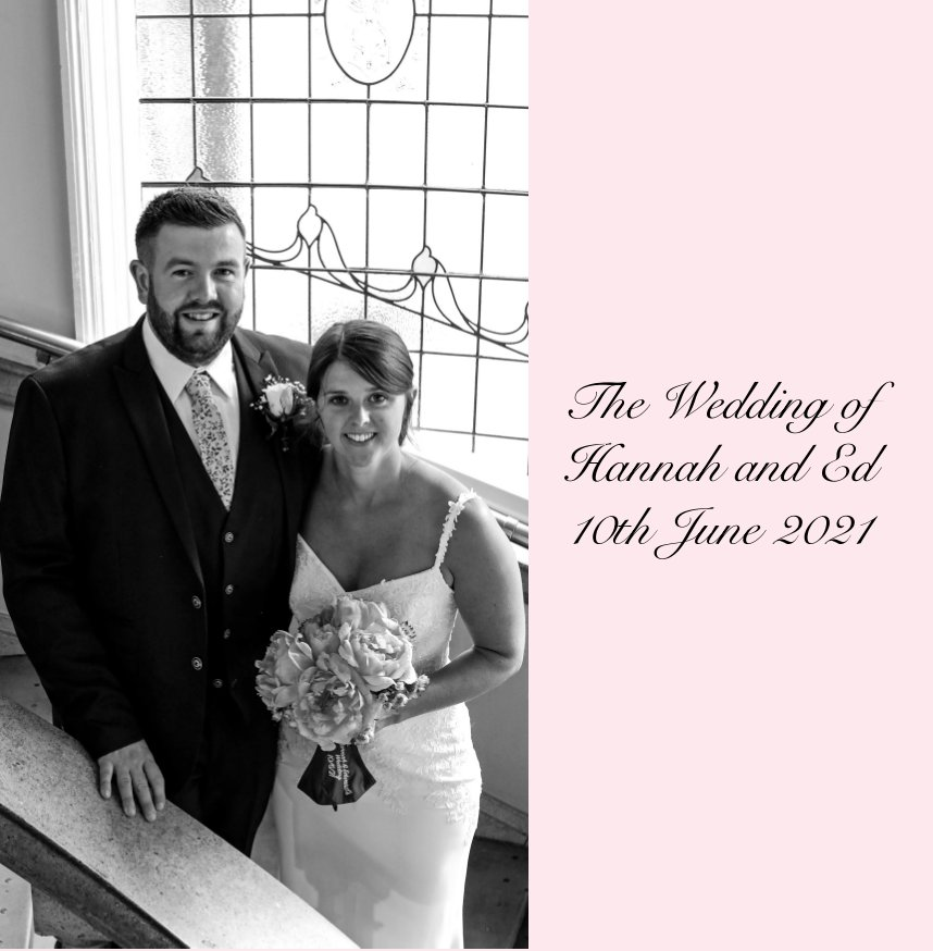 Visualizza The Wedding of Hannah and Ed di Andy Grant