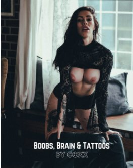 Amy - Boobs, Brain and Tattoos book cover