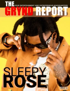 The Grynd Report Issue 70 book cover