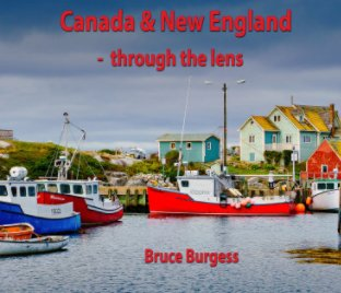 Canada and New England book cover