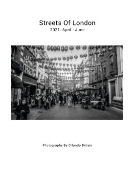 Streets of London book cover