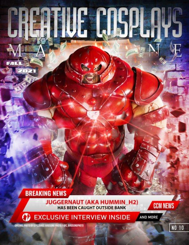 Ver CCM Fall 2021 por Creative Cosplays Magazine