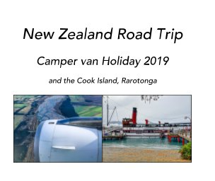 New Zealand Road Trip book cover