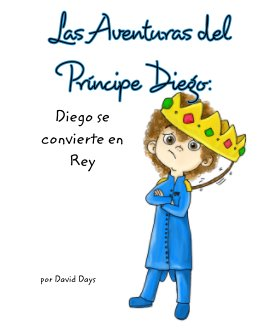 Las Aventuras del principe Diego book cover