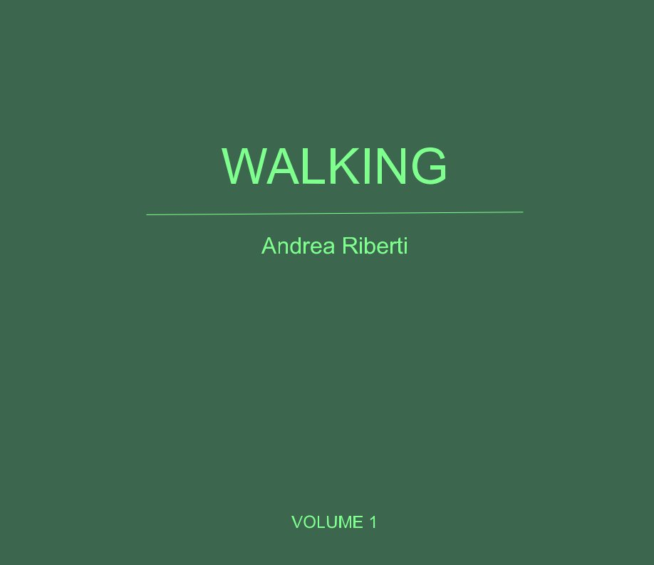 View Walking by Andrea Riberti