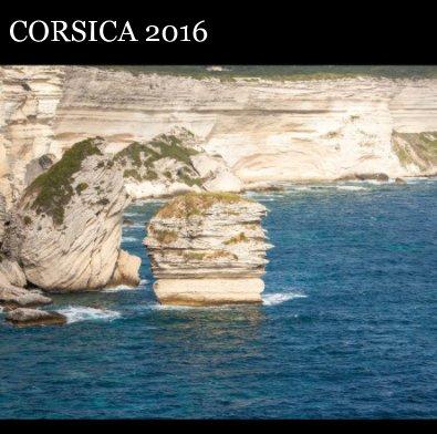 Corsica 2016 book cover