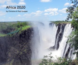 Africa 2020 book cover
