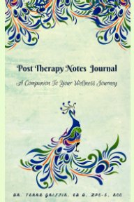 Post Therapy Notes Journal book cover