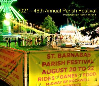 021 St Barnabas Festival book cover