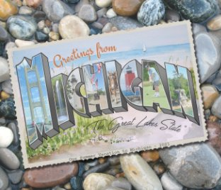 Greetings from Michigan book cover