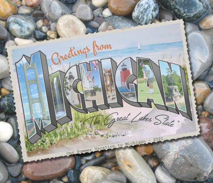 View Greetings from Michigan by Connie Tomasula