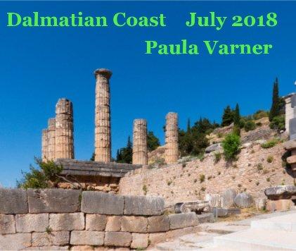 Dalmatian Coast July 2018 book cover