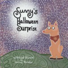 Sunny's Halloween Surprise book cover
