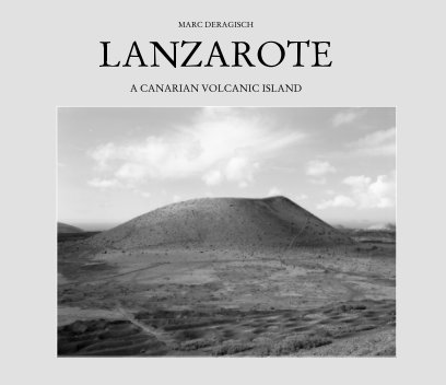 Lanzarote, a Canarian volcanic island book cover