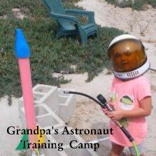 Grandpa's Astronaut Training Camp book cover