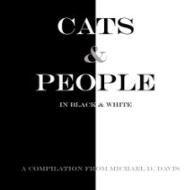 Cats and People in Black and White book cover