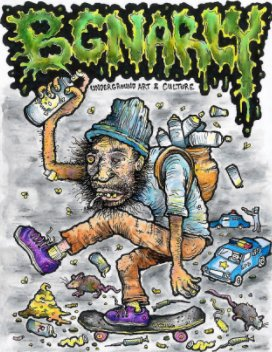 BGNARLY fall 2021 book cover