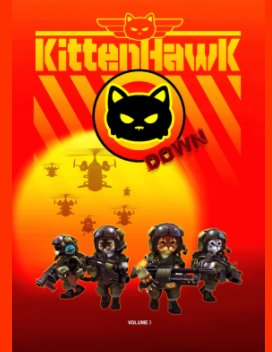 Kitten Hawk book cover