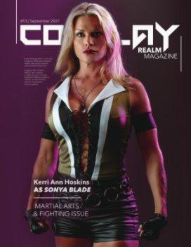 Cosplay Realm Magazine No. 53 book cover
