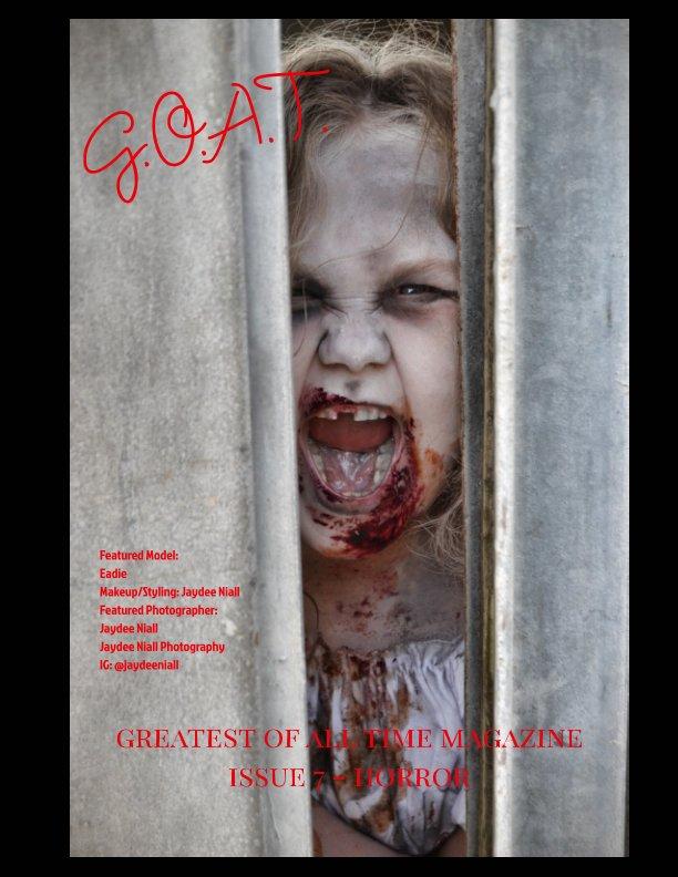 Ver Horror Issue 7 por Valerie Morrison