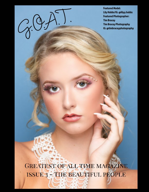 Bekijk Beautiful People Issue 3 op Valerie Morrison