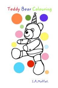 Teddy Bear Colouring. book cover