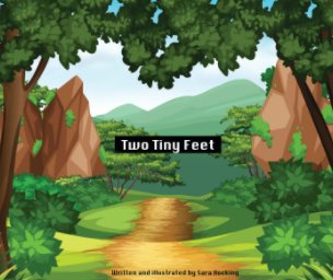 Two Tiny Feet book cover