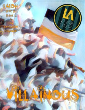 LAIOH Issue 2 book cover