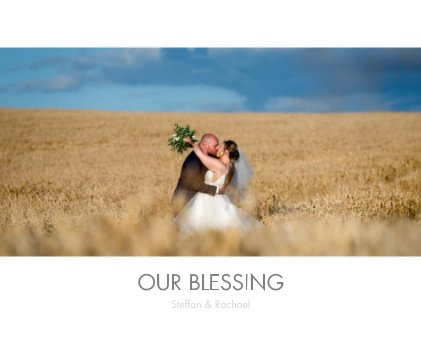 Steffan and Rach Blessing book cover