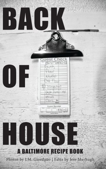 Bekijk Back Of House op Various
