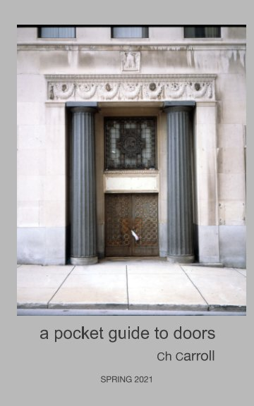 View a pocket guide to doors by ch carroll