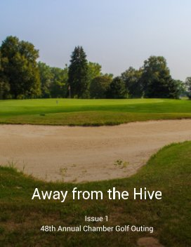 Chamber Golf Outing book cover