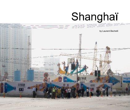 Shanghai book cover