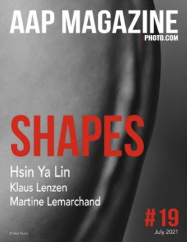 AAP Magazine #19 Shapes book cover