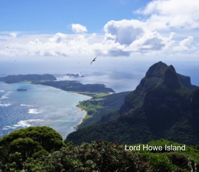 Lord Howe Island book cover