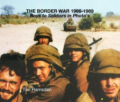 The Border War 1966-1989 book cover