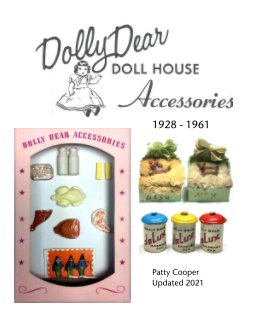 Dolly Dear Dollhouse Accessories 1928-1961 book cover