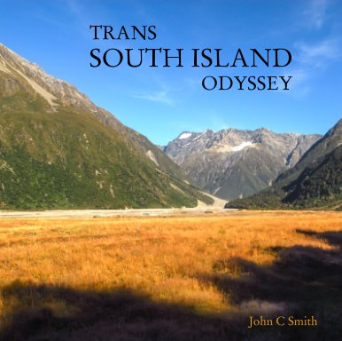 Trans South Island Odyssey book cover