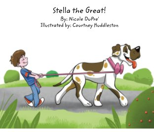 Stella the Great book cover