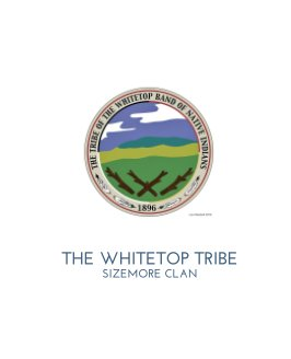 Whitetop Tribe of Band of Native Indians book cover