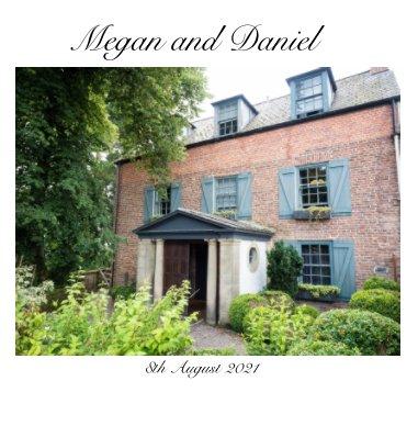 Megan and Dan Wedding book cover