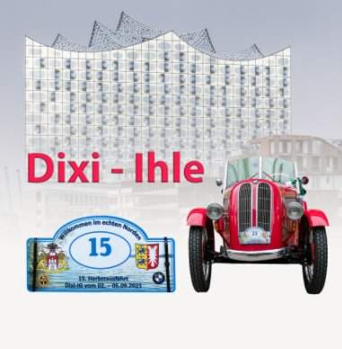 Dixi-Ihle book cover